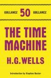 The Time Machine - H.G. Wells, Stephen Baxter, Stephen Barker