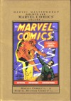 Marvel Masterworks: Golden Age Marvel Comics, Vol. 1 - Carl Burgos, Paul Gustavson, Bill Everett, Al Anders, Tohm Dixon, Ben  Thompson, Paul Lauretta, David C. Cooke, Steve Dahlman, Stockbridge Winslow, Harry Ramsay, Irwin Hasen
