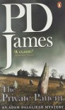 The Private Patient (Adam Dalgliesh, #14) - P.D. James