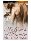 A Breach of Promise - Victoria Vane
