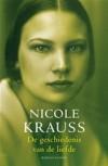 De geschiedenis van de liefde - Nicole Krauss, Rob van der Veer