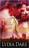 In the Heat of the Bite (Regency Vampyre Trilogy #2) - Lydia Dare
