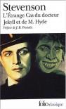 L' etrange cas du Dr Jekyll et de M. Hyde - Robert Louis Stevenson