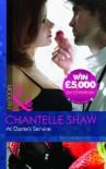 At Dante's Service - Chantelle Shaw