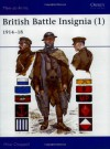 British Battle Insignia (1) 1914-18 - Mike Chappell