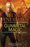 Gunmetal Magic (Kate Daniels, #5.5) -  Ilona Andrews