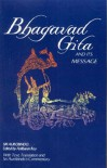 Bhagavad Gita and Its Message - Śrī Aurobindo, Anilbaran Roy
