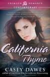 California Thyme - Casey Dawes