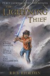The Lightning Thief: The Graphic Novel - Rick Riordan, Robert Venditti, José Villarrubia, Attila Futaki