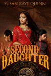 Second Daughter (The Dharian Affairs, Book Two) - Susan Kaye Quinn