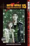 Battle Royale, Vol. 15 - Koushun Takami, Masayuki Taguchi, Tomo Iwo, Keith Giffen