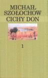 Cichy Don tomy 1,2,3,4 - Michaił Szołochow