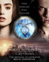The Mortal Instruments City of Bones The Official Illustrated Movie Companion - Mimi O'Connor