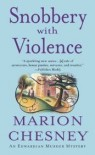 Snobbery with Violence (Audio) - Marion Chesney, Davina Porter