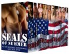 SEALs Of Summer: Military Romance Superbundle - Navy SEAL Style - Suzan Butler, 'Sharon Hamilton',  'Delilah Devlin',  'Zoe York',  'Cora Seton',  'Roxie Rivera',  'Elle James',  'Anne Marsh',  'Kimberley Troutte',  'Jennifer Lowery'