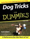 Dog Tricks For Dummies - Sarah Hodgson