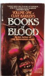 Books of Blood 1 - Clive Barker