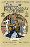 The League of Extraordinary Gentlemen: Volume 1 - Alan Moore, Kevin O'Neill