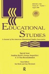 "Jonathan Kozol's Savage Inequalities:  A 15-Year Reconsideration:  A Special Issue of Educational Studies (A Special Issue of ""Educational Studies"") - Amy Raths McAninch, Books/McAninch"