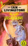 Island of the Lizard King (Puffin Adventure Gamebooks) - STEVE JACKSON' 'IAN LIVINGSTONE