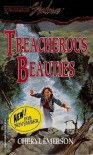 Treacherous Beauties: Featuring Major TV Movie Stars - Cheryl Emerson