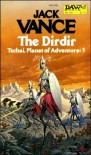 The Dirdir (Planet of Adventure, Vol. 3) - Jack Vance