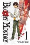 Bloody Monday 1 - Ryou Ryumon, Kouji Megumi