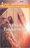 A Prior Engagement - Karina Bliss