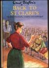 Back to St. Clare's - Enid Blyton