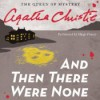 And Then There Were None - Agatha Christie, Hugh Fraser