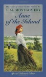 Anne of the Island - L.M. Montgomery