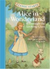 Alice in Wonderland & Through the Looking-Glass - Arthur Pober, Lewis Carroll, Dan Andreasen, Eva Mason