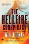 The Hellfire Conspiracy (Barker & Llewelyn, No. 4) - Will Thomas