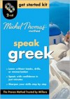Michel Thomas Greek Get Started Kit, Two-CD Program - Garoufalia-Middle Hara, Hara Garoufalia-Middle