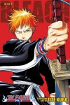 Bleach 3-in-1 Edition, Volume 1 (Bleach, #1-3) - Tite Kubo