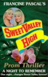A Night to Remember (Sweet Valley High Prom Thriller) - Francine Pascal, Kate William