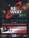 Red Dwarf RPG AI Screen - Various, EDS Staff