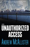 Unauthorized Access - Andrew McAllister