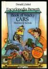 Encyclopedia Brown's Book of Wacky Cars (Encyclopedia Brown Books) - Donald J. Sobol