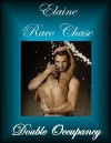 Double Occupancy (Candlelight Ecstasy, #56) - Elaine Raco Chase