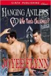 Hanging Antlers - Joyee Flynn