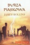Burza piaskowa - James Rollins