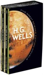 Five Great Science Fiction Novels (Dover Thrift Editions) - H.G. Wells