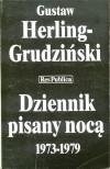 Dziennik pisany nocą 1973-1979 - Gustaw Herling-Grudziński