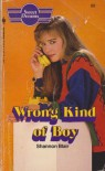 Wrong Kind of Boy - Shannon Blair