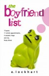 The Boyfriend List - E. Lockhart