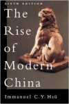 The Rise of Modern China - Immanuel C.Y. Hsu