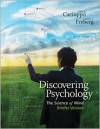 Discovering Psychology: The Science of Mind, Briefer Version (New 1st Editions in Psychology) - John T. Cacioppo, Laura A. Freberg