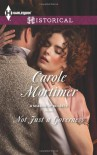 Not Just a Governess - Carole Mortimer