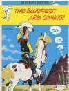 The Bluefeet are Coming!: Lucky Luke Vol. 43 - Morris